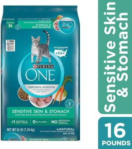 cat food for sensitive stomachs