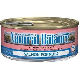 Natural Balance Cat Food Review