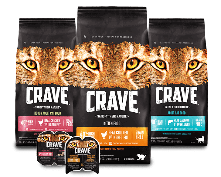best crave cat food